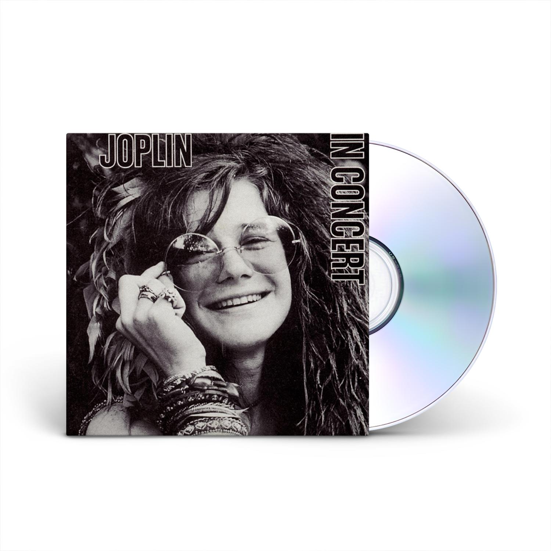 Janis Joplin - JOPLIN IN CONCERT CD