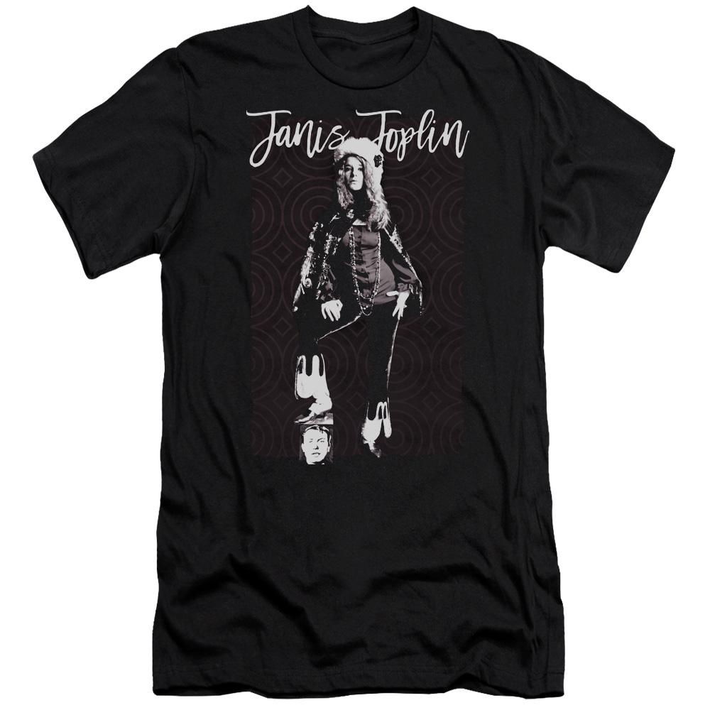 Janis Joplin Minimal Logo