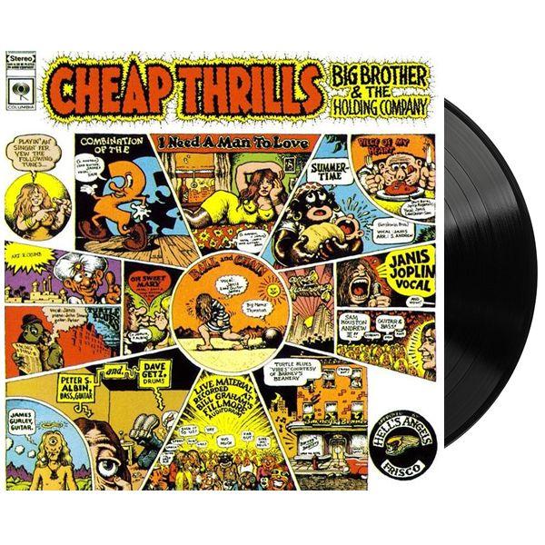 Cheap Thrills - Big Brother & The Holding Company [MONO Vinyl]