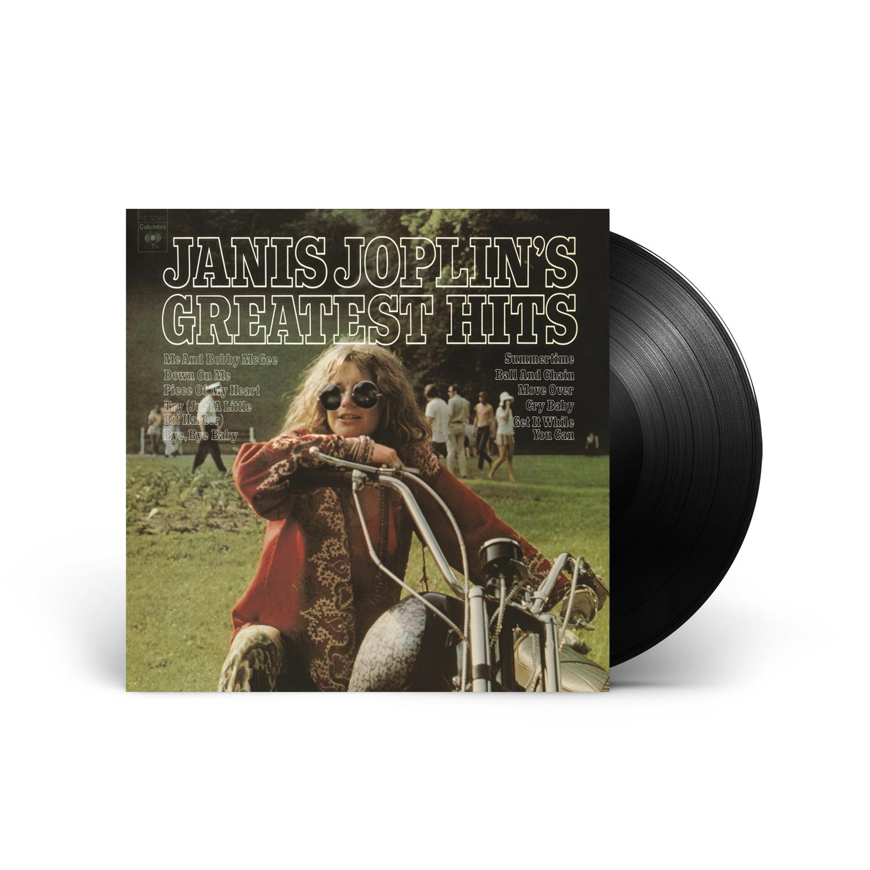 Janis Joplin - JANIS JOPLIN'S GREATEST HITS LP