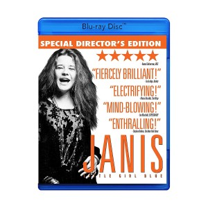 Janis: Little Girl Blue – Special Director's Edition Blu-ray