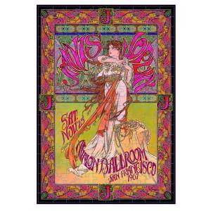 Janis Joplin Avalon Ballroom 200 Piece Puzzle