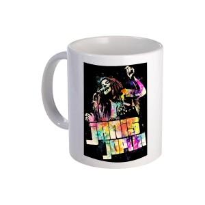 Splash Of Color Ceramic Mug