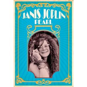 Janis Joplin Pearl Print
