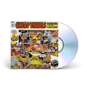 Janis Joplin - CHEAP THRILLS CD