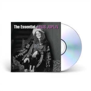 Janis Joplin - THE ESSENTIAL JANIS JOPLIN CD