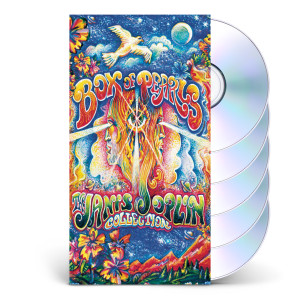 Janis Joplin - BOX OF PEARLS CD SET