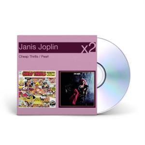 Janis Joplin - PEARL CD