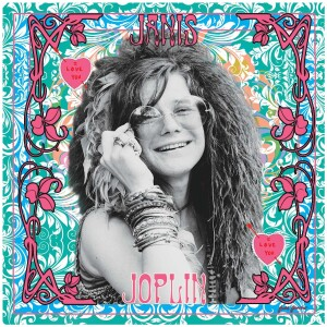 "Janis Joplin 26"" Silk/Cotton Blend Scarves"