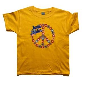 Flower Peace Kid's Design