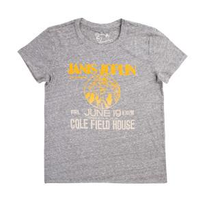 Janis Joplin Cole Field House T-shirt