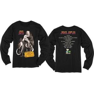 Janis Live at Woodstock Longsleeve T-shirt