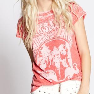 Janis Joplin Big Brother T-shirt
