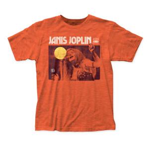 Janis Joplin - Singing T-Shirt