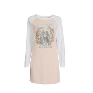 Janis Joplin Raglan Sleep Shirt