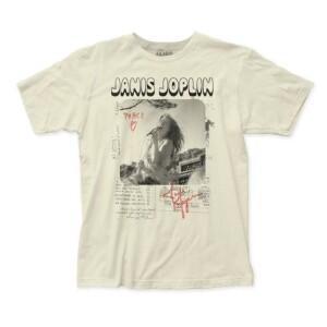 Janis Joplin – Peace T-Shirt