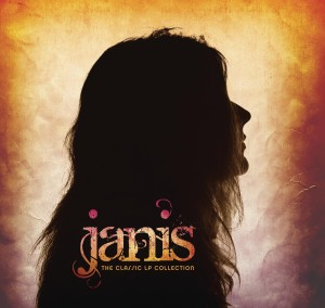 Janis Joplin - CLASSIC 4 LP COLLECTION