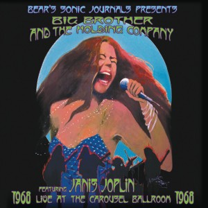 Janis Joplin - LIVE AT THE CAROUSEL BALLROOM 1968 LP