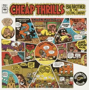 Janis Joplin - CHEAP THRILLS LP (Mono Version)