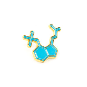 Luminous Beings Lapel Pin