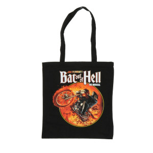 Bat Out Of Hell Tote Bag