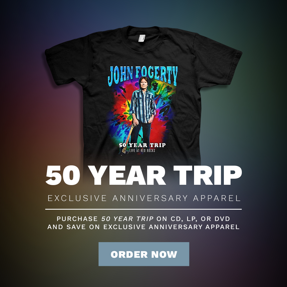 Save $5 on 50 Year Trip Apparel