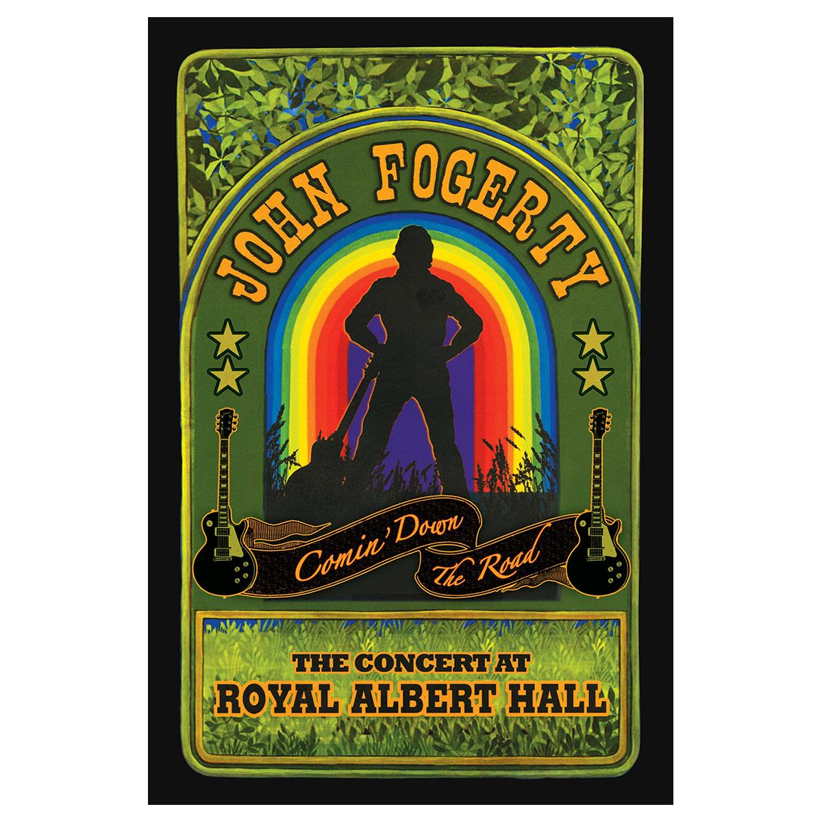 John Fogerty - Comin' Down The Road: The Concert At Royal Albert Hall DVD