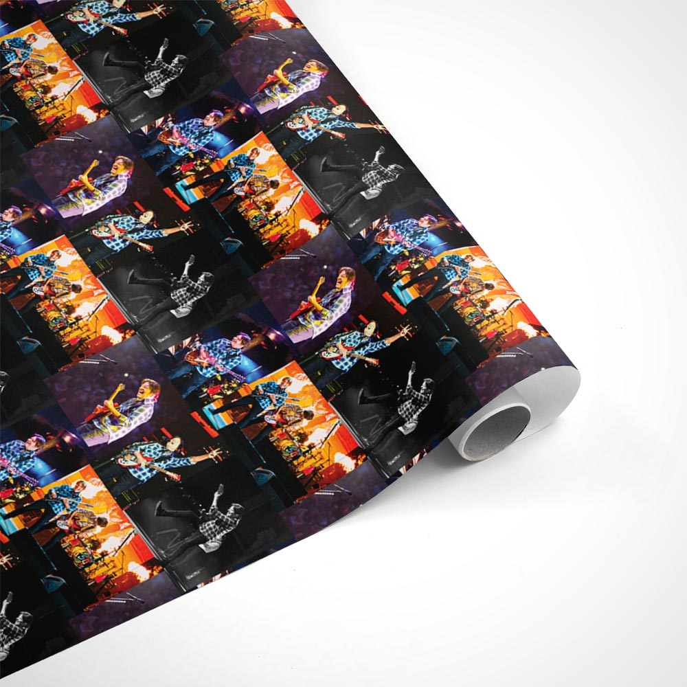 John Fogerty Live Wrapping Paper