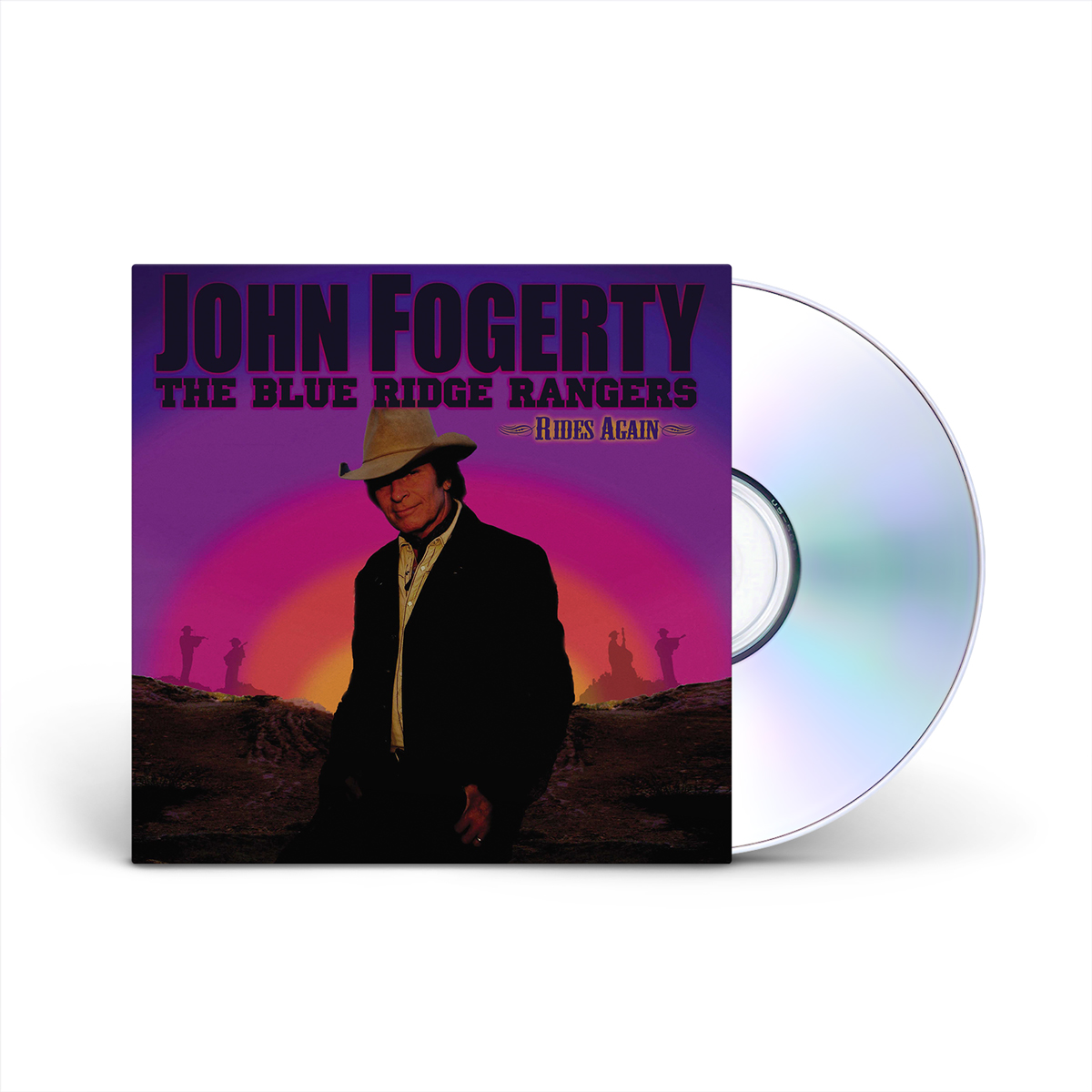 John Fogerty - The Blue Ridge Rangers Rides Again CD