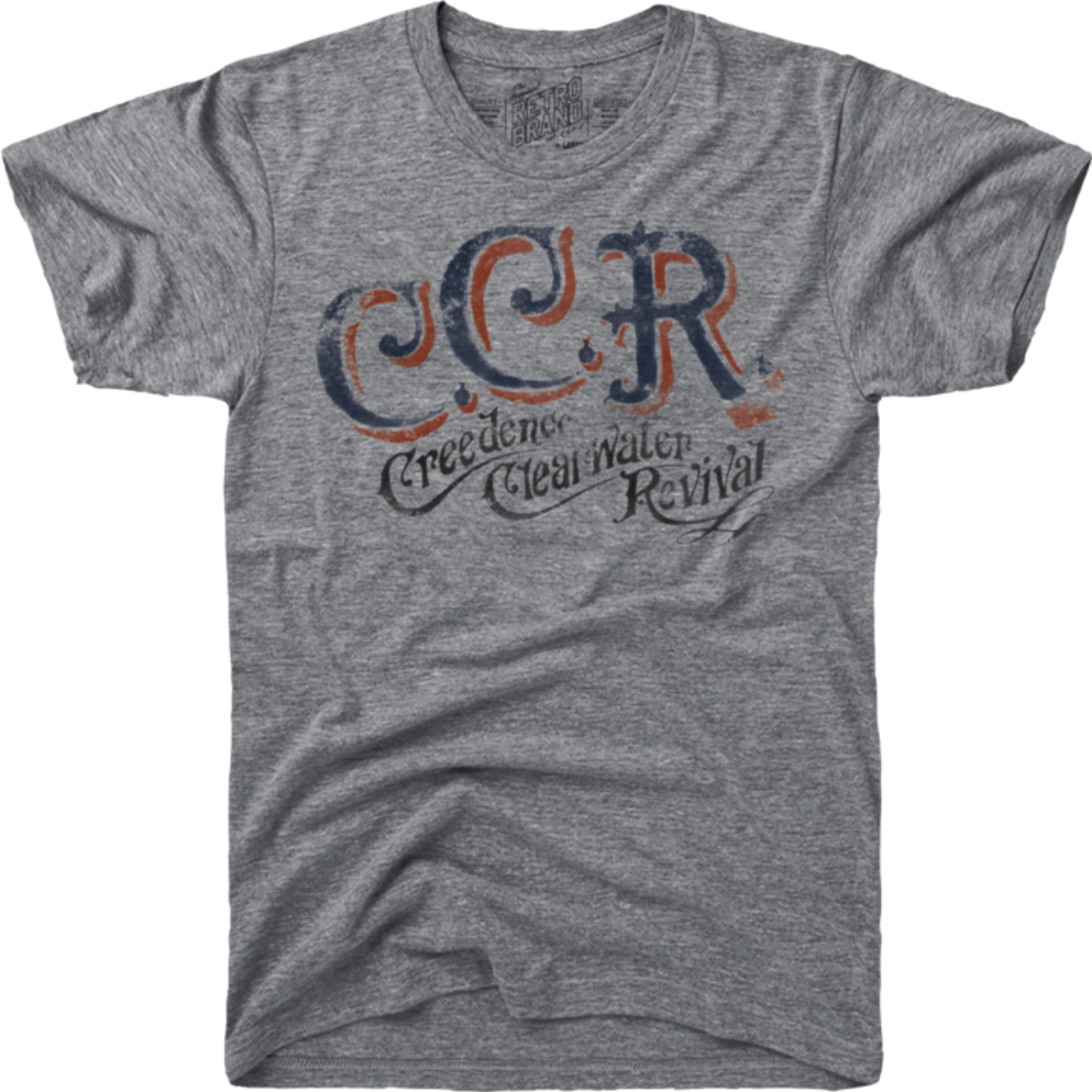 CCR Brush 2B T-shirt