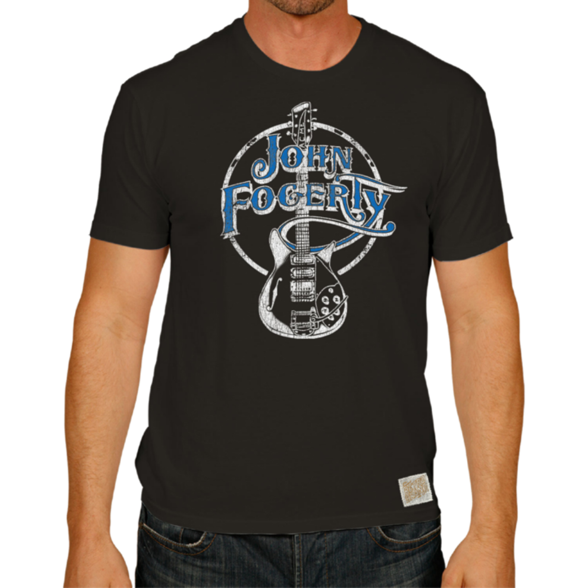 Fogerty Guitar T-shirt