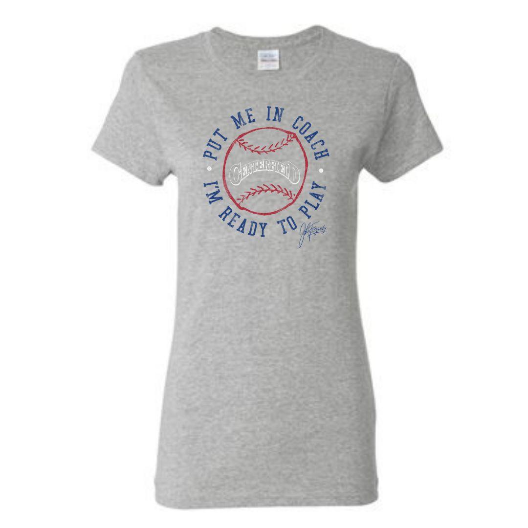 Women's Put Me In T-Shirt