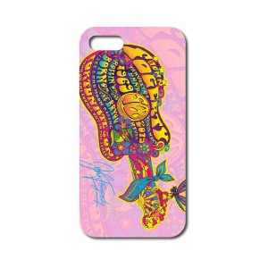 50th Anniversary Pink Guitar Phone Case