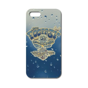 50th Anniversary Crest Rain Phone Case