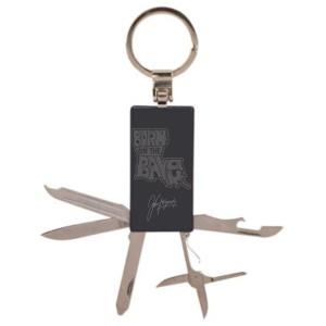 Born On The Bayou Tool Keychain