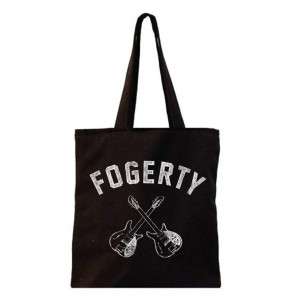 Crossed Guitars Tote Bag