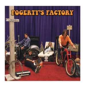 John Fogerty Fogerty's Factory CD