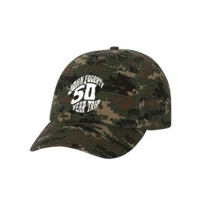 John Fogerty 50 Year Trip Camo Hat