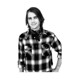 Black & White Plaid Flannel Shirt