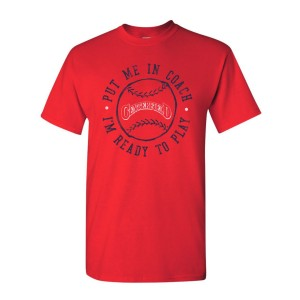 Put Me In Centerfield T-Shirt