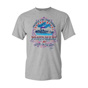 Proud Mary 50th Anniversary T-Shirt