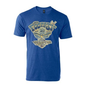 John Fogerty 50th Anniversary Crest T-Shirt