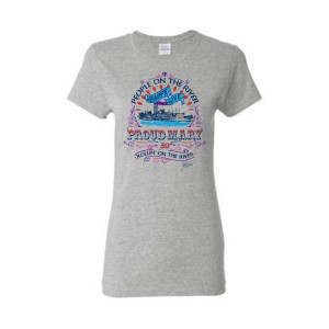 Women's Proud Mary 50th Anniversary T-Shirt