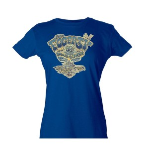 Women's John Fogerty 50th Anniversary Crest T-Shirt
