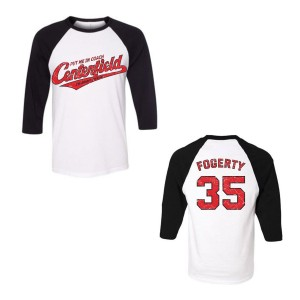Centerfield 35th Anniversary Raglan