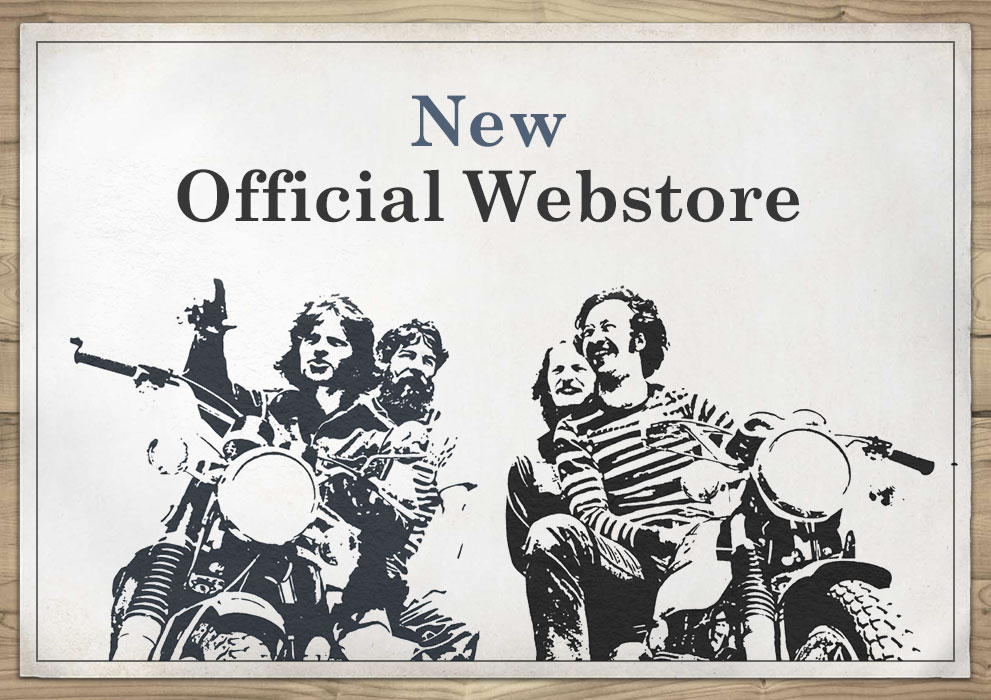 Welcome to the new official Creedence Clearwater Revival merchandise store