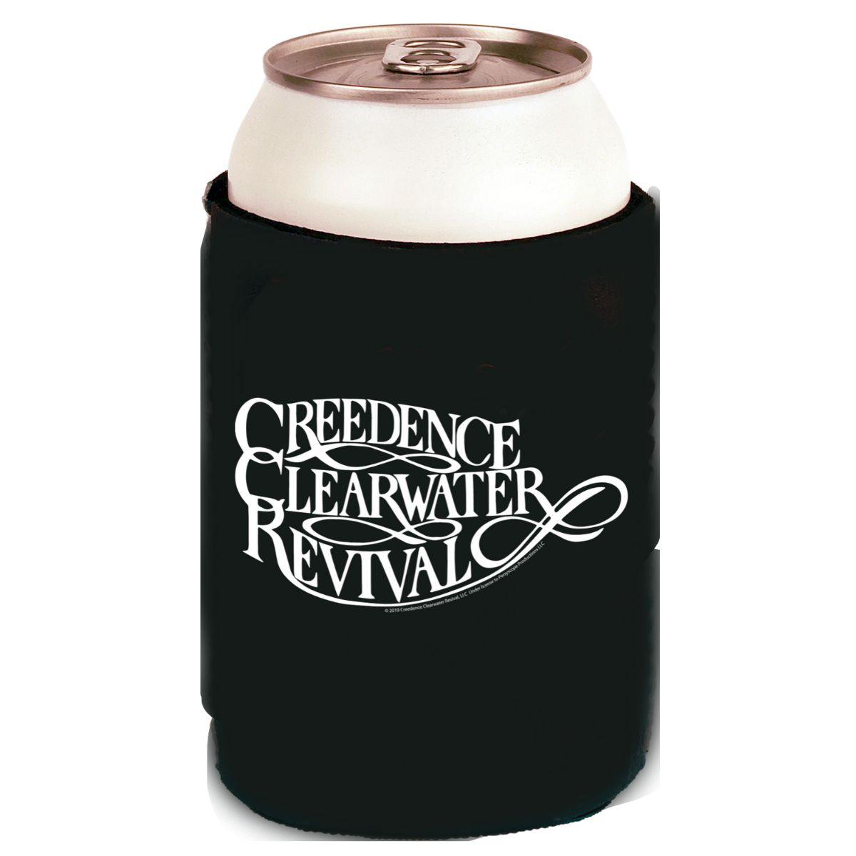Scripted Logo Coozie