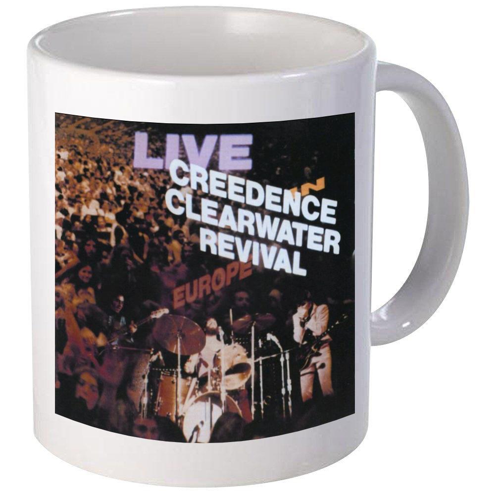 Live In Europe Mug
