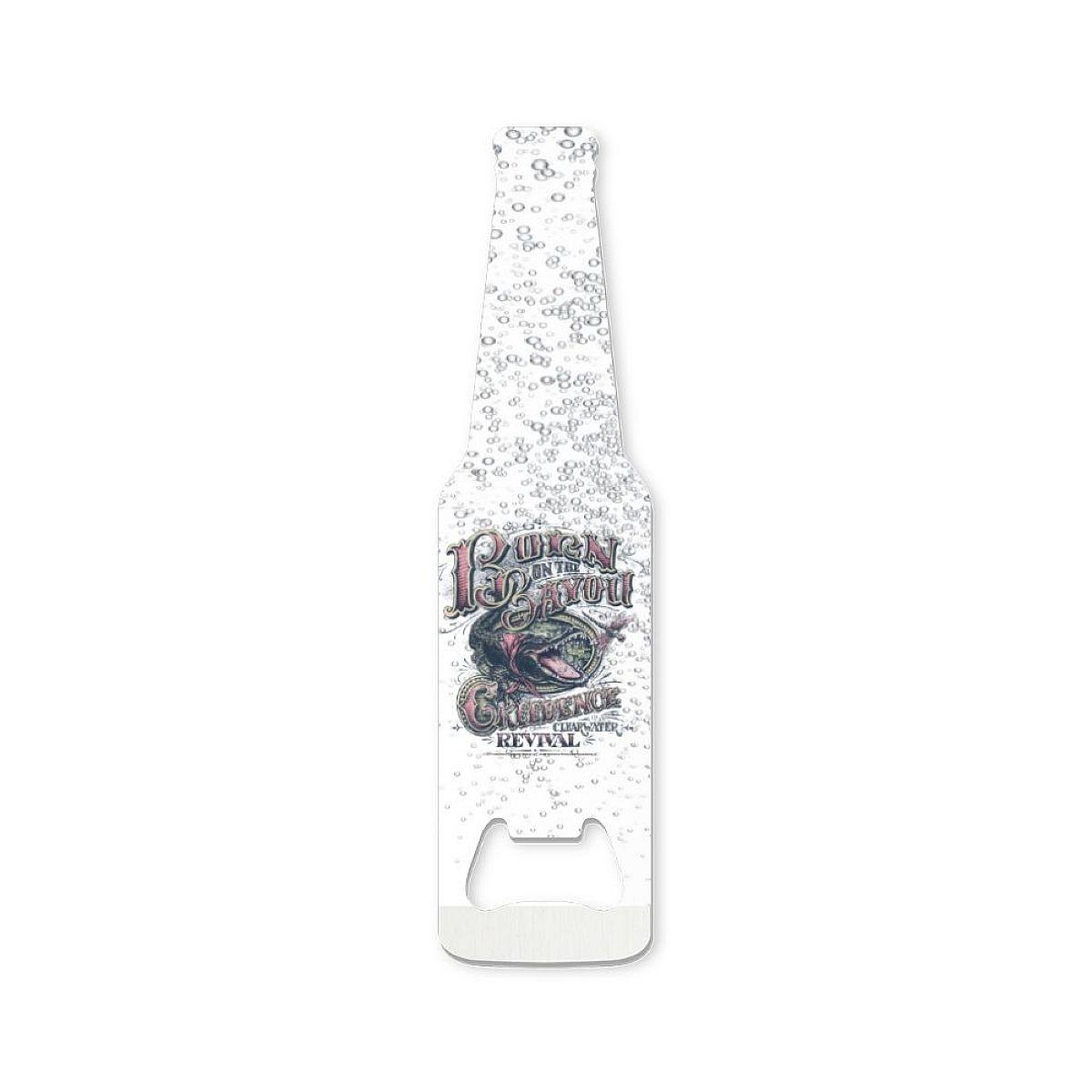 Bayou Gator Bubbles Bottle Opener