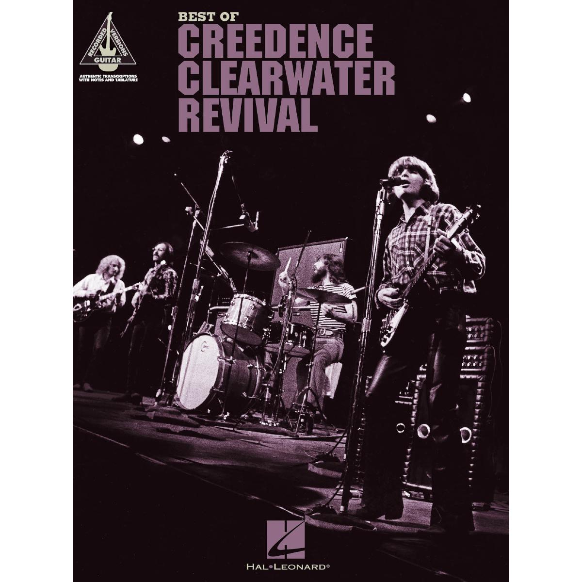 Best of Creedence Clearwater Revival Guitar TAB